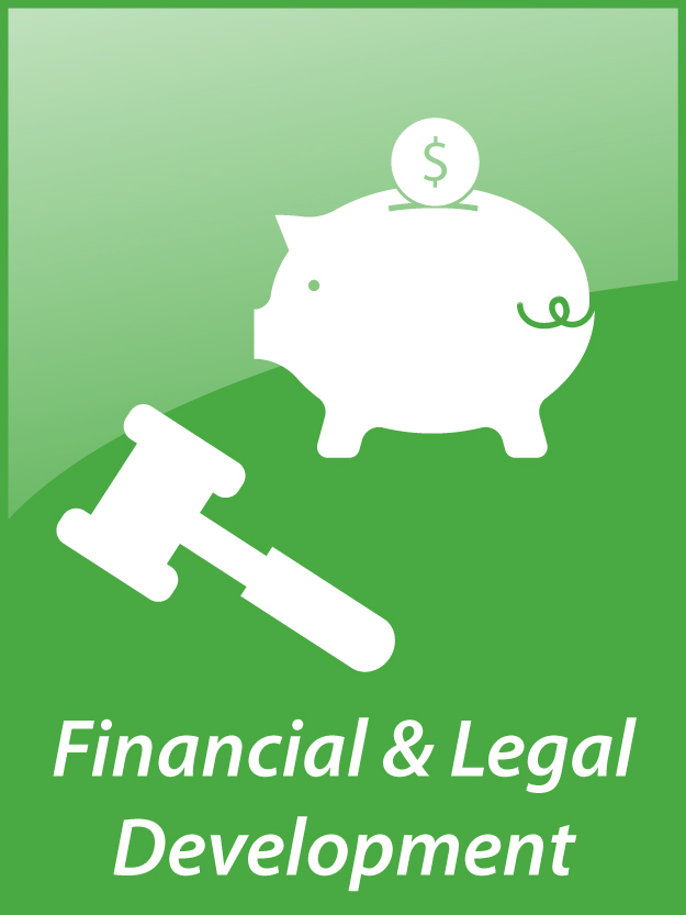 Financial and Legal Development
