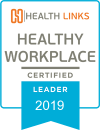 HealthLinks Healthy Workplace 2019